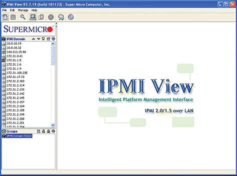 Supermicro IPMI Utilities | Supermicro Server Management ...
