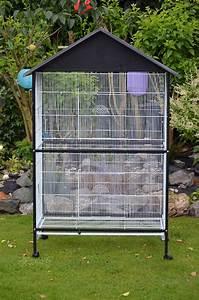 Grande Cage Pour Chien : grande cage oiseaux ~ Dode.kayakingforconservation.com Idées de Décoration