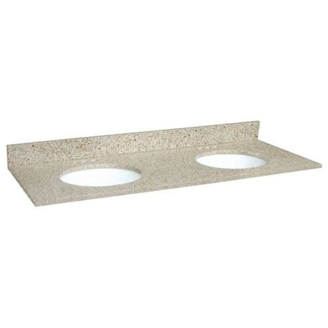 design house 553081 bowl granite vanity top 61