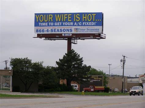 Funny Billboard Sayings funniest billboard ads  created 1014 x 760 · jpeg