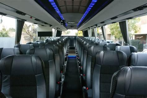 interior autobus deluxe autobuses elcarte