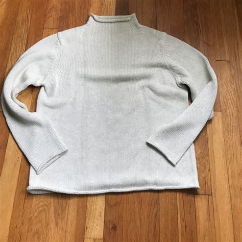 75 Off J Crew Other J Crew Mens Roll Neck Sweater From
