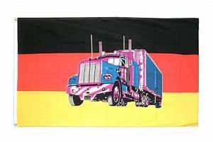 Deutsche Fahne Kaufen : deutschland mit lkw fahne kaufen flagge 90 x 150 cm ~ Markanthonyermac.com Haus und Dekorationen