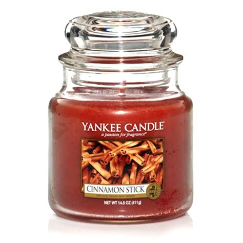 jar lights yankee candle cinnamon stick buy yankee candle cinnamon