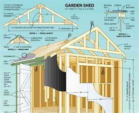 shedaria share 8x10 outdoor shed plans
