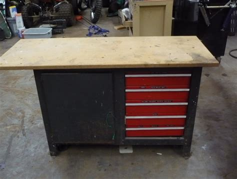 craftsman workbench  drawer home design ideas
