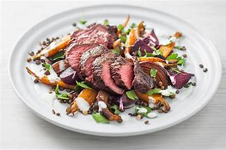 Image result for pic of dish of kangaroo