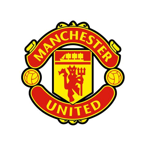 manchester united colors stickers logo foot manchester united color stickers
