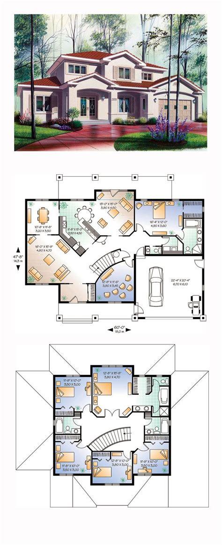 six bedroom floor plans 6 bedroom house plans glitzdesign modern 6 bedroom house