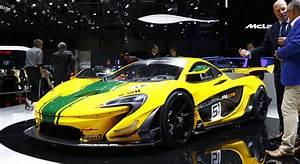 Ferrari Fxx K Prix : mclaren p1 gtr vid o photos prix et infos gen ve 2015 ~ Medecine-chirurgie-esthetiques.com Avis de Voitures