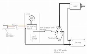 Esc Brushless Motor Circuit Diagram