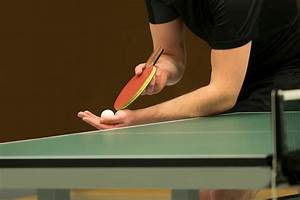 How to Serve Legally in Table Tennis / Ping Pong
