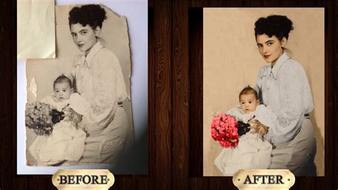 colore photo adobe photoshop photo restoration color restoration