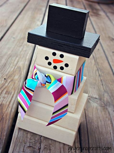 snowman tutorial giveaway crafts xmas crafts