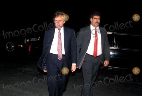 Photos and Pictures Donald Trump and Bodyguard Photo