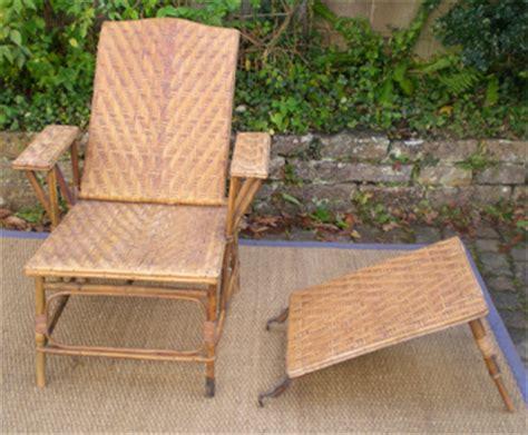 chaise longue en rotin ancienne chaises bistrot anciennes les chaises bistrot une