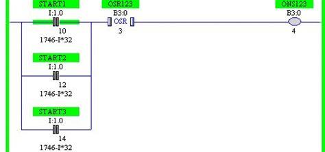 Motor Ladder Diagram Impremedia