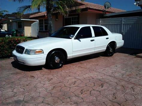 purchase   ford crownvictoria police interceptor