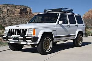 Find Used 1990 Jeep Cherokee Only 65k Actual Miles In