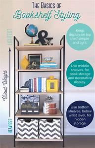 The, Basics, Of, Bookshelf, Styling