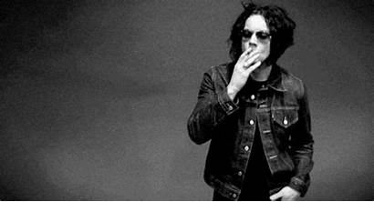 Jack Smoking Robert Smith Stripes Ridiculously Looked