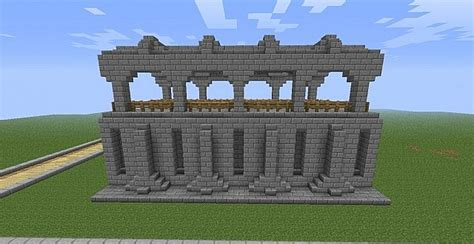 minecraft wall designs wall designs pt 2 minecraft project