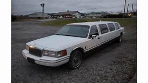 1993 Lincoln Town Car Stretch Limosine