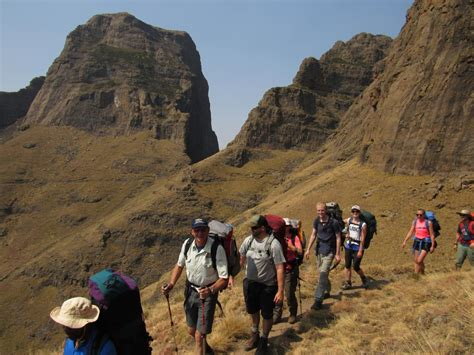 South Africa by Guided Drakensberg Hikes In South Africa With Drakensberghiker