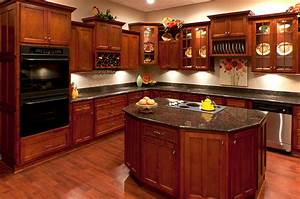 Cherry Wood Cabinets: Your Go-To Guide In Stock Kitchens