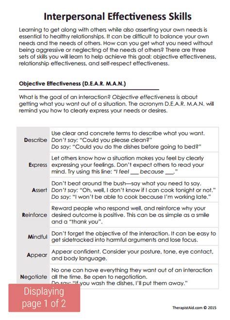 Best 25+ Dear Man Dbt Ideas On Pinterest  Interpersonal Relationship Skills, Interpersonal