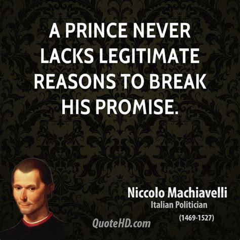 The Prince Niccolo Machiavelli Quotes Quotesgram