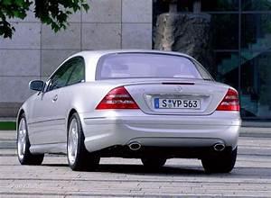 Mercedes 55 Amg : mercedes benz cl 55 amg c215 specs photos 2000 2001 2002 autoevolution ~ Medecine-chirurgie-esthetiques.com Avis de Voitures