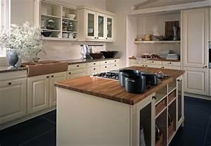 Küchen Vintage Style : einrichten im landhausstil eine landhausk che mit nostalgie faktor bild 15 sch ner wohnen ~ Sanjose-hotels-ca.com Haus und Dekorationen