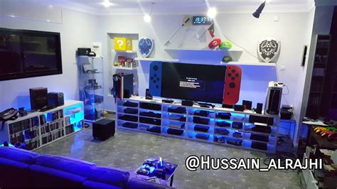My Gaming Living Room by My Gaming Room Nintendoswitch
