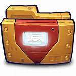 Folder Cool Icons Icon Windows Ironman Comics