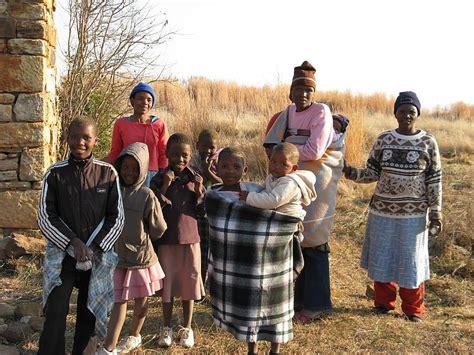 Lesoto - augstākā valsts pasaulē - Spoki