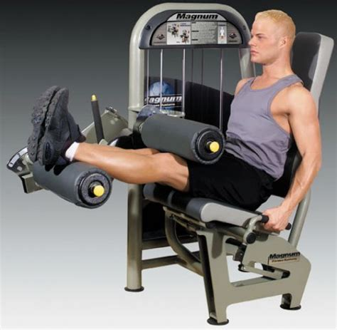 leg fitness exercises on equipment chair chairs