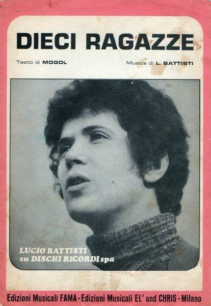 Testi Mogol - lucio battisti discografia cover testi