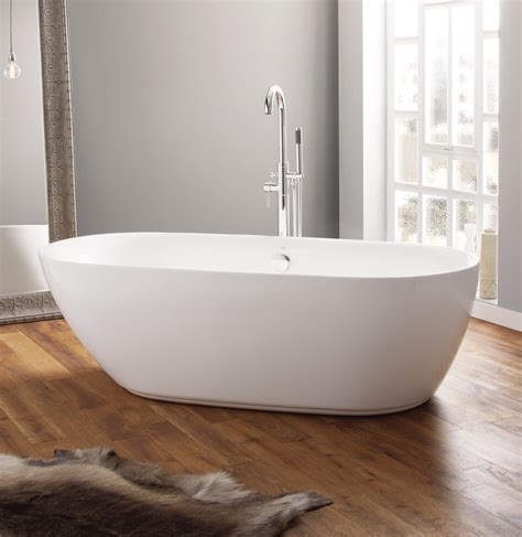 April Cayton 1800 X 840mm Contemporary Freestanding Bath
