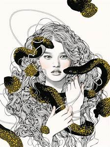 Supersonic Art  Tran Nguyen  Illustrations  I U2019m A Huge Fan