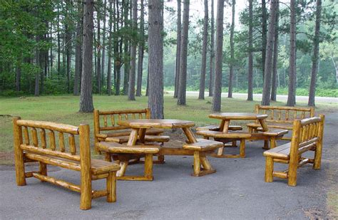 rustic furniture plans easy diy woodworking