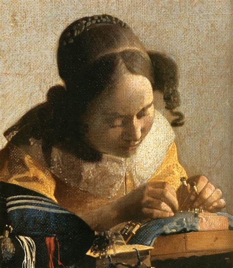 panel lace file johannes vermeer the lacemaker detail wga24690