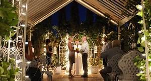 Las vegas outdoor weddings nighttime garden wedding packages for Outdoor vegas weddings