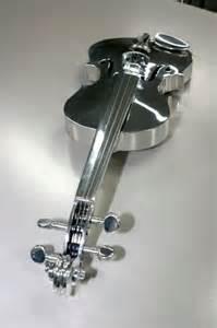 Strange Wonderful Sound Violin Shape