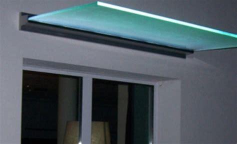 Tettoie In Alluminio E Vetro by Pensiline In Acciaio E Vetro