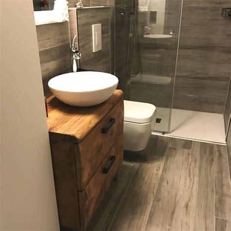 Badezimmer Waschtisch Holz by Waschtisch Aus Holz Bilder Ideen