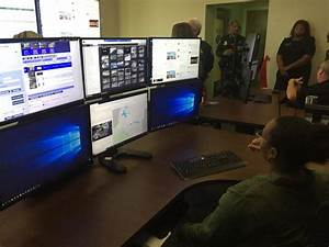 LCSO Debuts 'Real Time Crime Center,' Allowing Analysts To ...