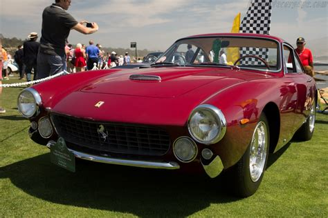 Ferrari 250 GT Lusso - Chassis: 5215GT - Entrant: David ...