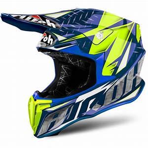 Casque Moto Airoh : casque twist iron airoh moto dafy moto casque tout terrain de moto ~ Medecine-chirurgie-esthetiques.com Avis de Voitures