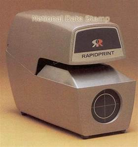 rapidprint an e sequential numbering stamp With electronic document stamp machine